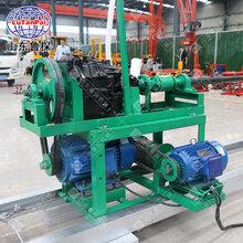 福建深孔橫向打山泉水設備第五代變速箱日鉆60米全自動水平鉆井機