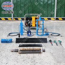 鲁探供应液压款取土钻机QTZ-4Y型液压冲击环境取样图片