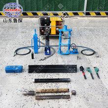 魯探沖擊式雙管取土鉆機QTZ-4Y液壓手持式取土器環境檢測