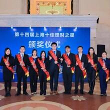 上海国际综合理财展展位预定图片