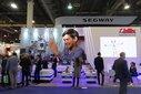 2020消费类电子技术年展电子材料展区图片