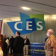 2020第52届拉斯维加斯消费电子展影音产品展区图片