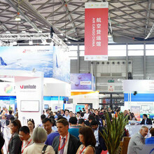 上海的物流专用车展展位咨询图片