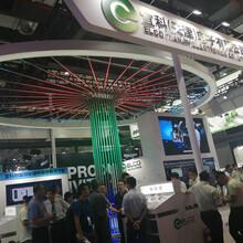 中國工博會自動化電氣展服務機器人展區圖片
