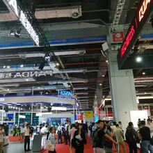 中国东莞自动化电气展码垛机器人展区图片