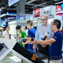第二届中国华南工业机器人展微系统技术展区图片
