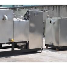 南宁TJGY-4一体化隔油提升设备自动排渣隔油器图片