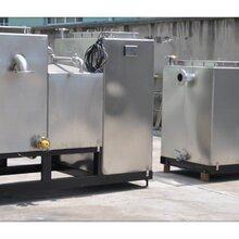 株洲TJGY-4油水分离过过滤器隔油强排设备