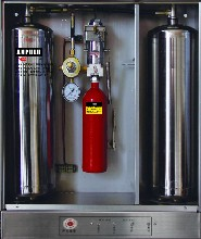 厨房设备灭火装置北京安普路厂家直销图片