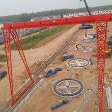 門式起重機地吊龍門吊5噸12米16米18米22.5米圖片