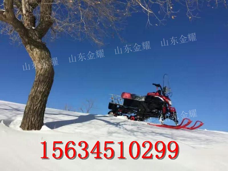 在冰上自由自在的雪地摩托车冰雪游乐设备生产商厂家雪地摩托车的价格