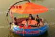 炎炎夏日水上景區點餐船水上游樂設備電動燒烤船水上棋牌室