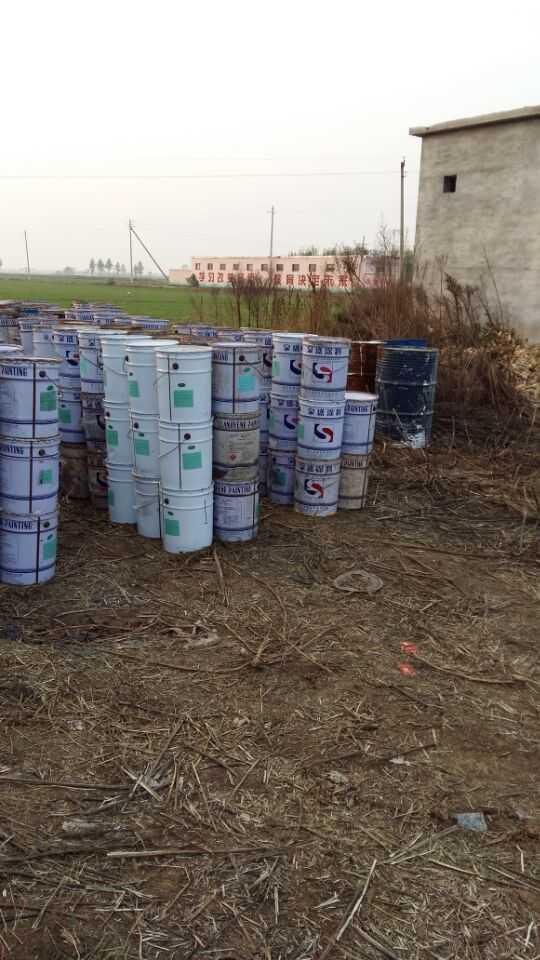 商洛专业回收聚醚多元醇