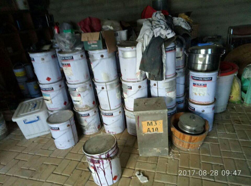 高州回收油漆150-300-72886放心省心