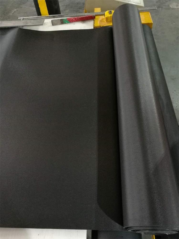 南京橡胶板防滑橡胶板绝缘橡胶板布纹橡胶板2mm厂家直销
