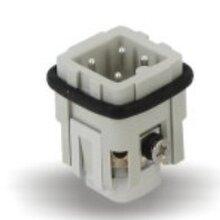 矩形连接器厂家直销HA-003重载连接器