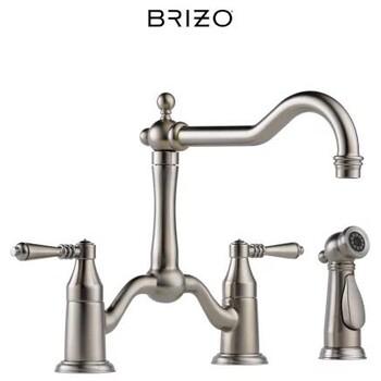 Brizo卫浴,Brizo洁具品牌,Brizo62536LF-SS水龙头