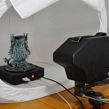 AScan™智能全彩三维扫描仪就选择瑞德汽车高精度扫描仪公司图片