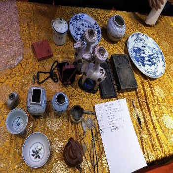陕西咸阳哪有古董清代瓷器鉴定真假、私下交易或拍卖