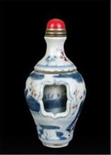 陕西西安古董清代鼻烟壶在哪可以鉴定拍卖图片