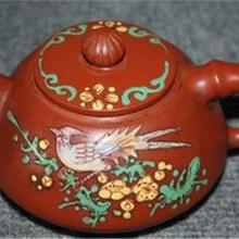 陕西西安可以直接私下古董蒋蓉紫砂壶在哪里图片