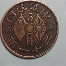 陕西西安古董大清铜币粤字版快速交易到哪图片
