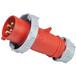 启星QX2824芯16A防护IP67工业插头移动防水