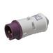 启星QX6292芯16A防护IP44工业插头低压移动直销