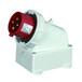 明裝插頭QX10074芯32A防護IP67防水工業電工電氣