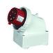 明裝插頭QX10085芯32A防護IP67可移動防水