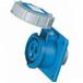 工業插座QX-2303芯32A防護IP67防水暗裝插座
