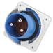 暗裝插頭QX36653芯125A防護IP67防水固定式
