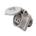工業插座QX6173芯32A防護IP44低壓