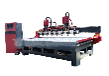 廠家直銷淮北地區定制型實木床頭雕刻機機