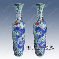 景德镇大花瓶,礼品大花瓶,摆设大花瓶,订制花瓶厂家图片