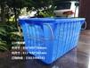 佛山喬豐塑膠廠家直銷周轉籮塑膠筐水果筐蔬菜筐收納筐
