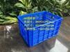 佛山喬豐塑膠廠家直銷加厚水果塑膠筐加厚塑膠周轉筐加厚塑膠蔬菜筐