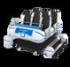 广州影动力VR设备9DVR动感影院VR6人飞船室内游乐园vr虚拟现实体验馆设备