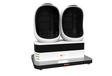 广州影动力游戏机VR设备9dvr虚拟现实体验馆设备VR双人蛋椅厂家直销