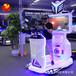 广州影动力9DVR设备VR加特林模拟射击机虚拟现实VR体验馆旋转设备
