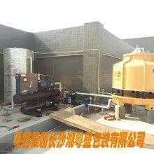 海菱克风冷型工业冷水机
