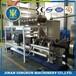 高效双螺杆水产饲料膨化机漂浮膨化鱼饲料生产线厂家