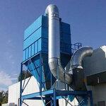 烟台布袋除尘设备高效脉冲除尘设备厂家直供