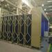 厂家直供河北邢台无尘节能伸缩房全自动移动式喷漆房