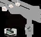 架空型配电线路状态监测系统