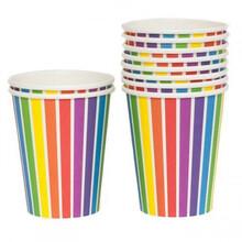 厂家批发定制纸杯一次性加厚广告杯银行纸杯纸杯定做热饮杯图片