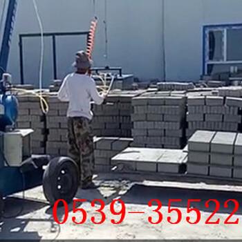 码砖机价格空心砖码砖机厂家