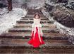 镇平儿童摄影教你大雪天怎样给孩子拍照!
