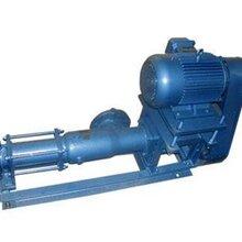 供应GCN背包式单螺杆船用泵生产厂家泊头市翼扬泵业