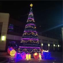 户外大型圣诞树租赁圣诞树批发圣诞树专卖圣诞树